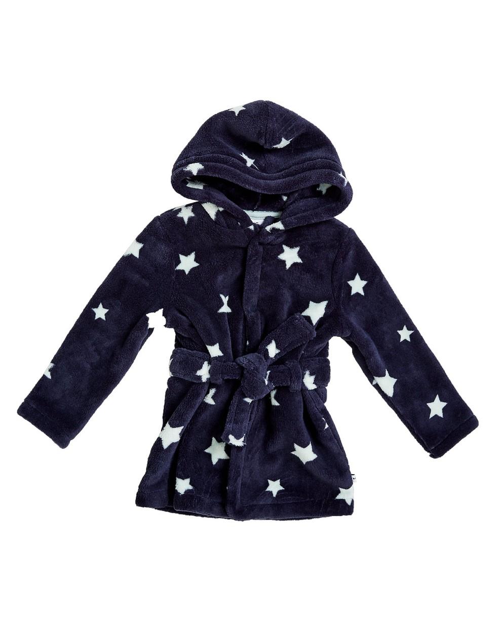 Accessoires pour bébés - assortment -. Previous. Peignoir bleu nuit - avec  un imprimé d étoiles - JBC 4a0c00430dc